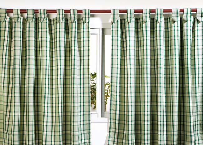 Cortinas cocina pictures to pin on pinterest for Cortinas transparentes